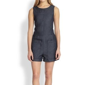 Theory shorts jumpsuit